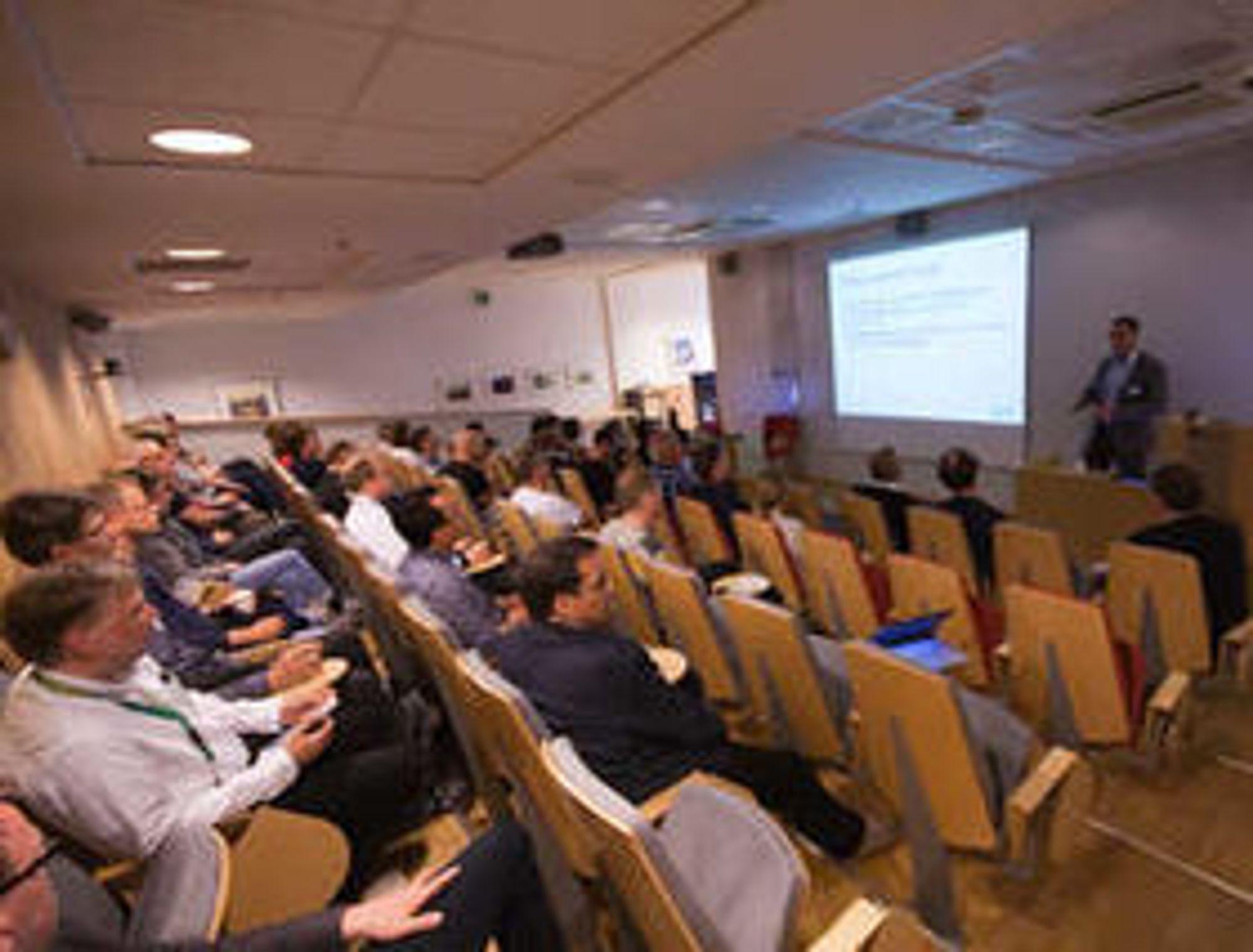 Rundt 40 inviterte fulgte seminaret der SSB lanserte API-et. Neste seminar 30. august blir det anledning til å påvirke veien videre, komme med innspill og ønsker om hvilke andre datasett som bør frigjøres.