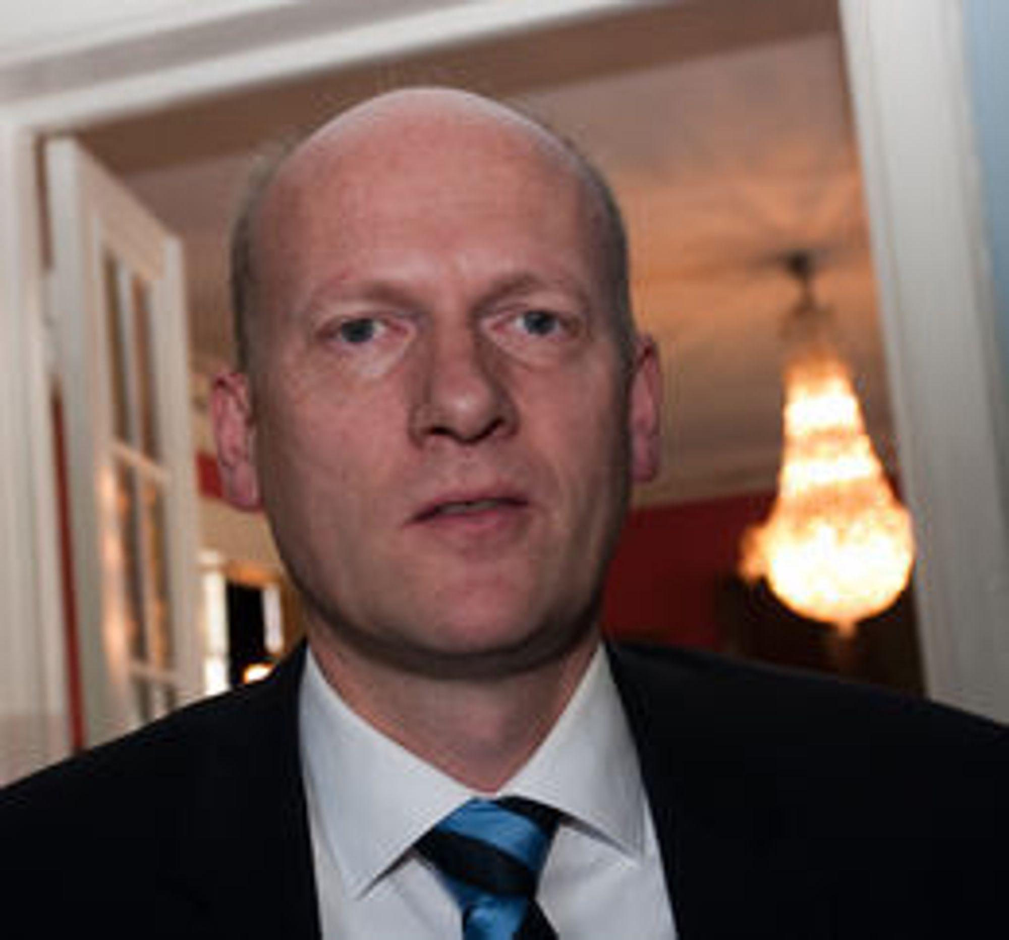 Å samle kreftene på denne måten vil bli lagt merke til internasjonalt, sier Anders Werp i Høyre.