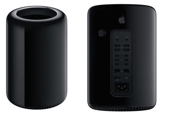 Med bare 25,1 cm høyde blir neste Mac Pro svært kompakt.