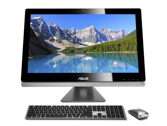 ASUS AiO PC ET2702 er en stasjonær alt-i-ett-maskin basert på fjerde generasjons Intel Core-prosessorer. Den har 27 tommers skjerm og vil koste omtrent 17 000 kroner.
