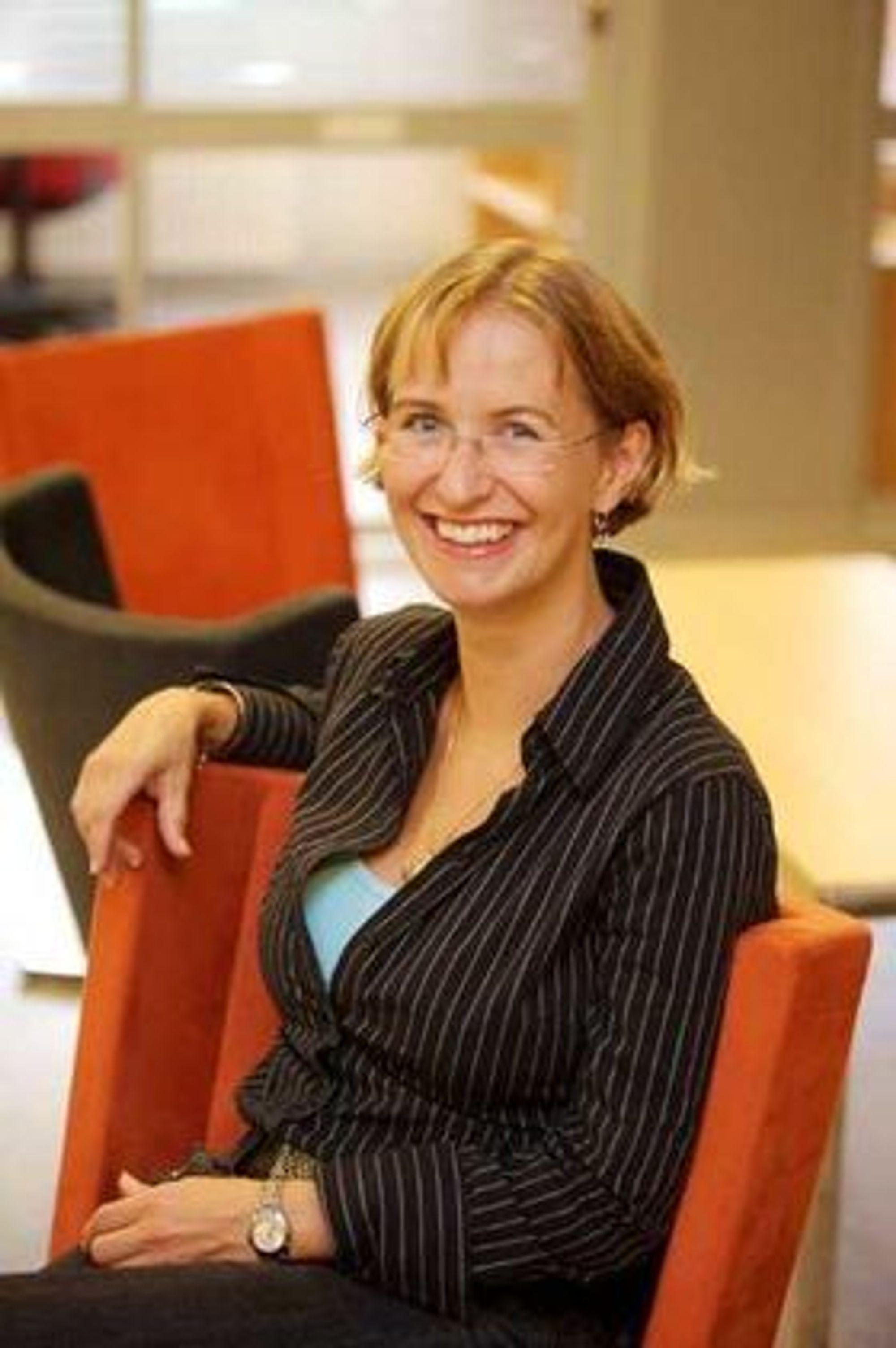 Seksjonssjef Marit Mellingen i Difi har sett nærmere på digitaliseringen i offentlig sektor. Ikke alle funnene var like oppløftene.
