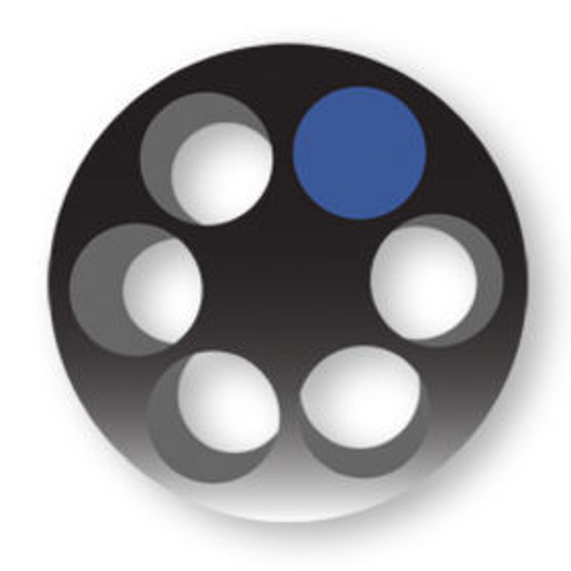 Logoen til Social Roulette skulle egentlig hatt en Facebook-F i den blå sirkelen. Men det likte ikke Facebook...