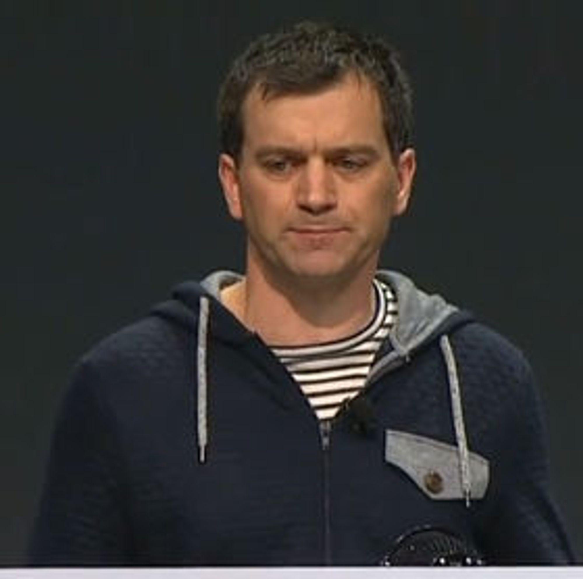 Daniel Graf fortalte om nyheter som kommer i Google Maps.