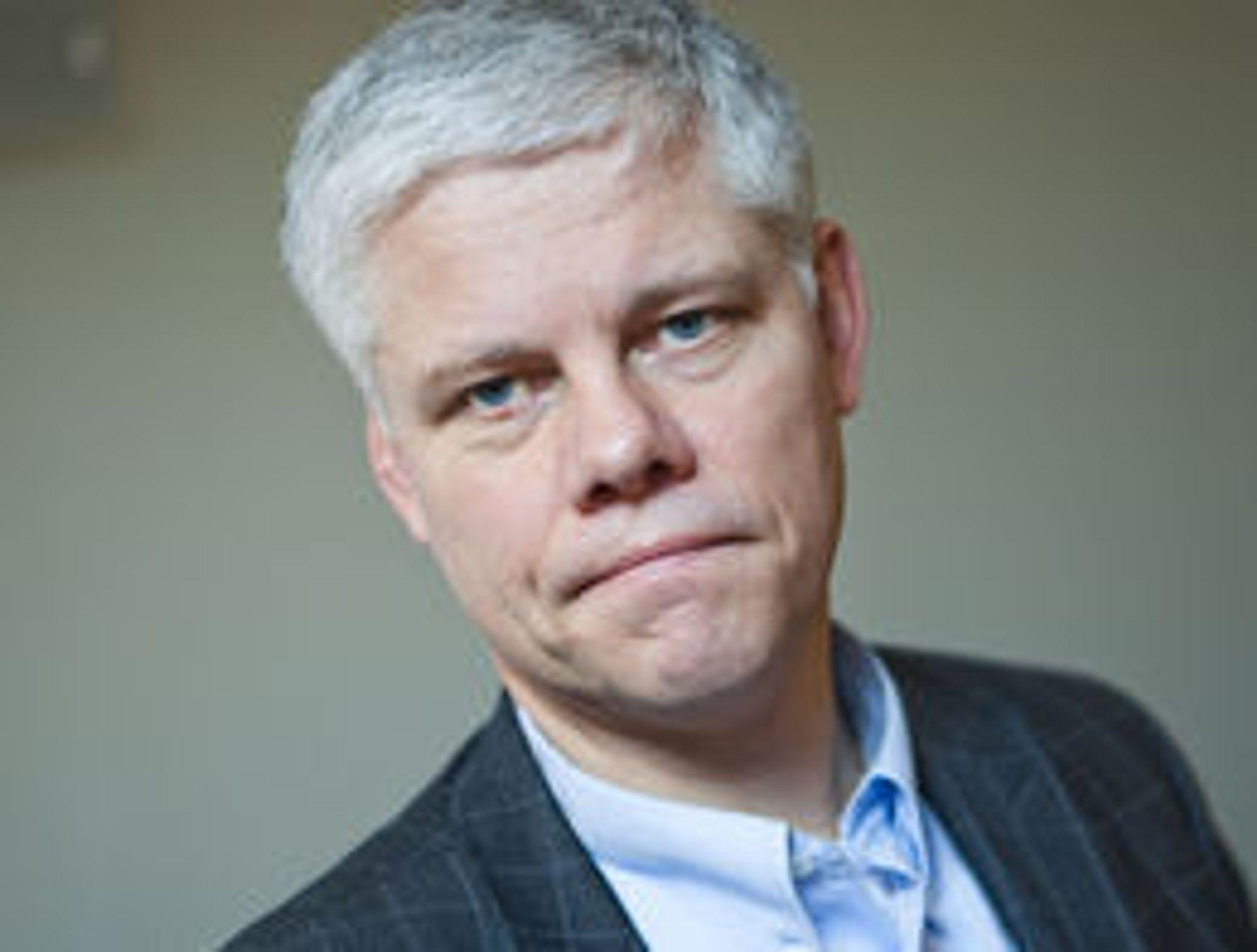KREVER UNDERSØKELSER: Datatilsynets informasjonsdirektør Ove Skåra.