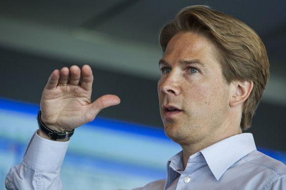 GJØR ENDRINGER: Rolv-Erik Spilling er konserndirektør for Telenor Digital.