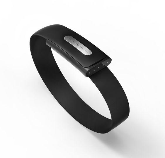 Armbåndet Nymi kommer i flere farger og vil normalt koste 99 dollar.