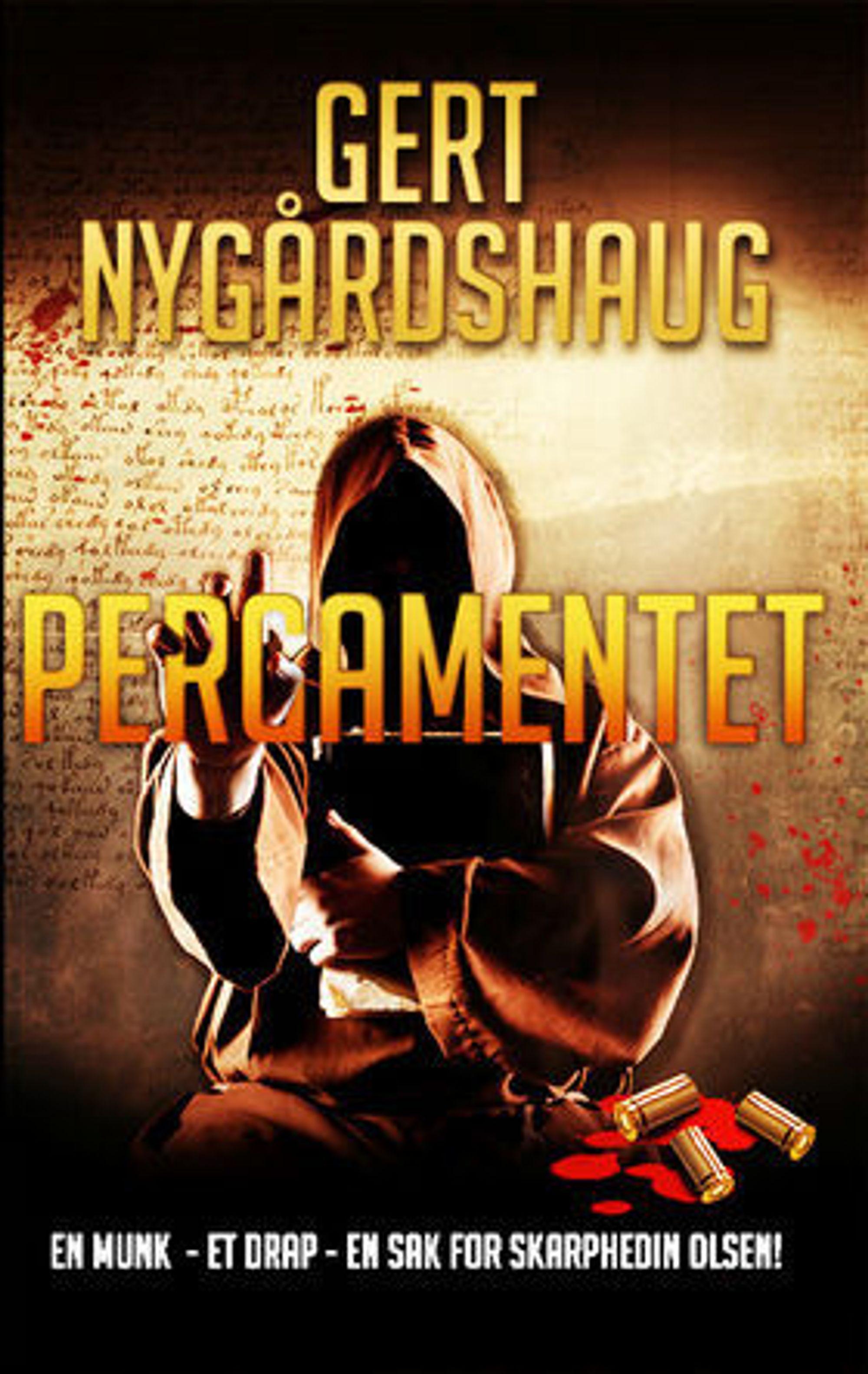 Gert Nygårdshaugs siste bok, Pergamentet, har fått meget gode omtaler. Nå kan du sikre deg eboken direkte fra forfatteren - til en brøkdel av normal pris.