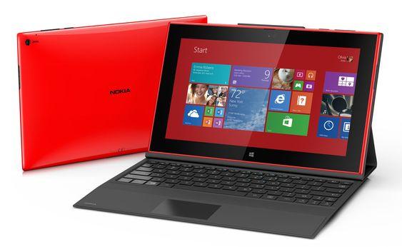 Nokias første nettbrett, Lumia 2520, kommer ikke i salg i Norge med det første.