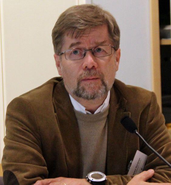 Tapani Ryhänen er laboratoriesjef hos Nokia og medlem av det strategiske rådet til EU-kommisjonens grafénflaggskip.