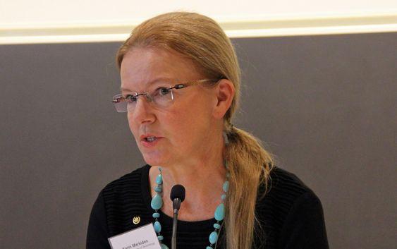 Karin Markides er rektor ved Chalmers tekniska högskola.