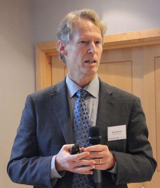 Alan Atkisson er EU-rådgiver og ekspert på bærekraftighet.