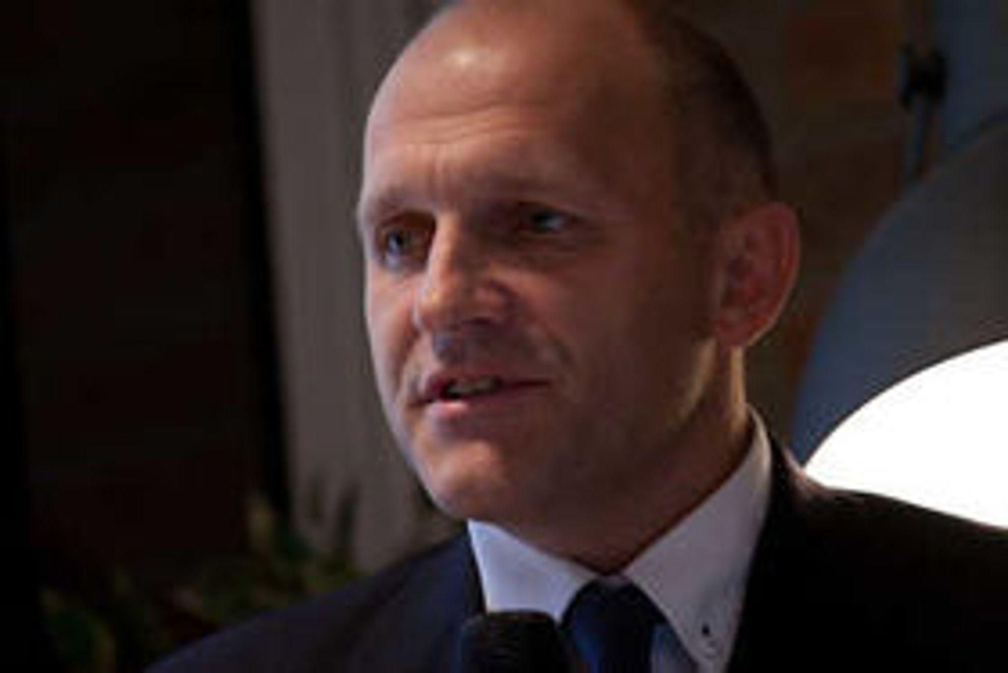 Tore Orderløkken er direktør i NorSIS.