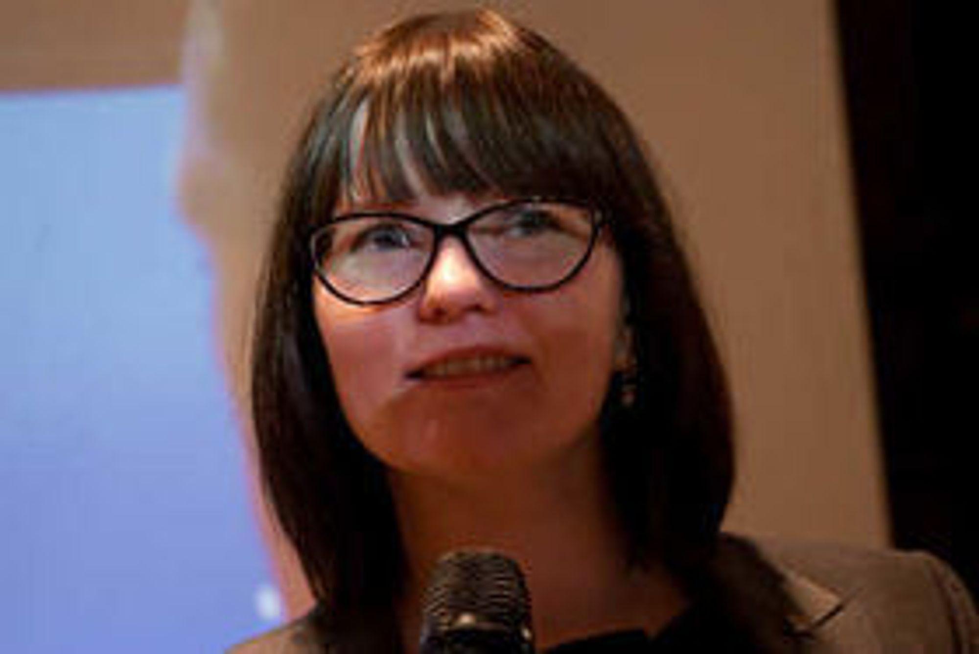 GLADMELDING: - Mobile plattformer er ennå ikke spesielt utsatt, kunne seksjonssjef Marie Moe i NorCERT fortelle.