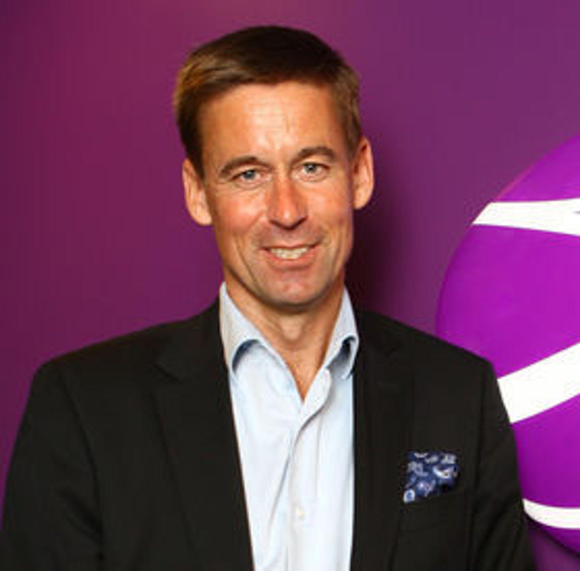 NetCom-sjef August Baumann