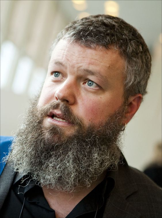 VERDILØS KATALOG: Torgeir Waterhouse er direktør internett og nye medier i IKT-Norge.