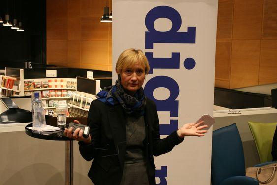Kjersti Lauritzen, direktør i Altinn, røpet at den statlige plattformen nå skal åpnes opp for alle utviklere.