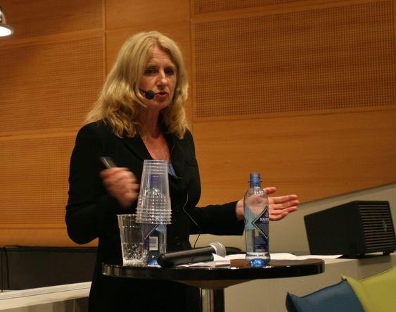 Divisjonsdirektør for ehelse og IT i Helsedirektoratet, Christine Berglund, tegnet et dystert bilde av IT-tilstanden i helsevesenet.