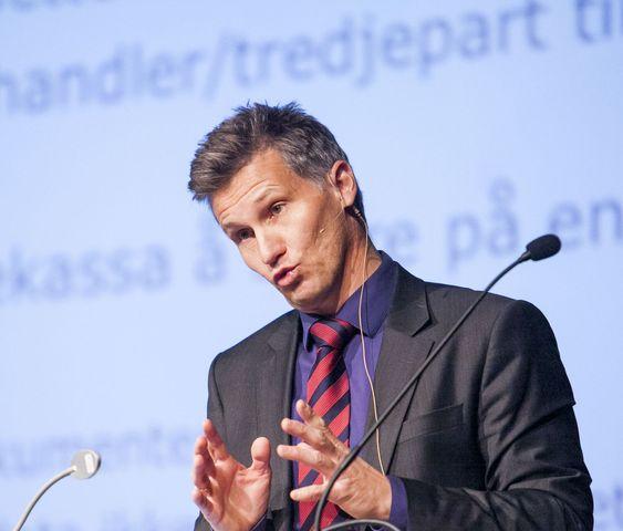 SKUFFET: Datatilsynets direktør Bjørn Erik Thon etterlyser mer åpenhet fra norske nettstedeiere.