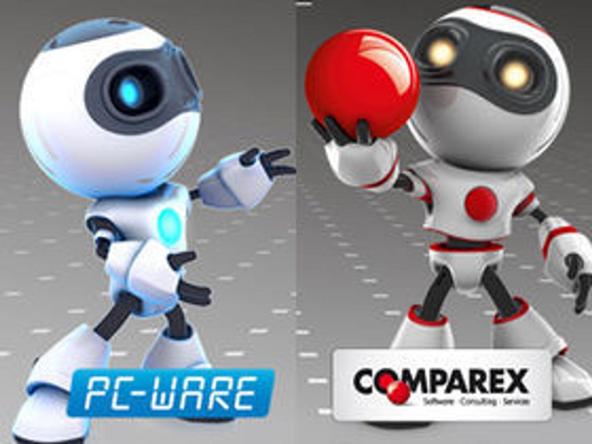 Det tyske selskapet PC-Ware byttet navn til Comparex i 2011. Selskapet kjøpte i sin tid gamle Ravensholm og kunne dermed feire 25 år jubileum i sommer.