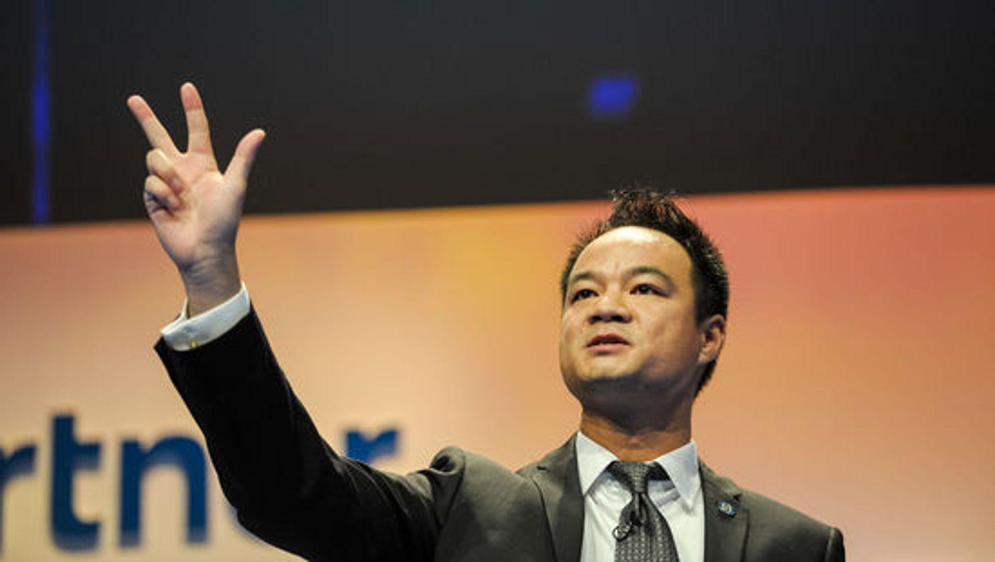 Hung Lehung anviser tre nivåer for å gjenoppfinne forretningen.