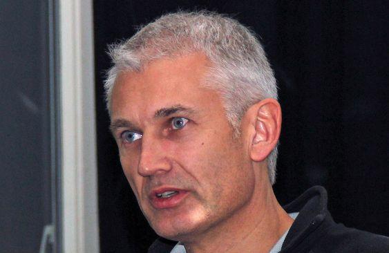Olav Kolbu, CTO i Telenor Digital, fortalte om hvorfor Telenor er så opptatt av WebRTC.