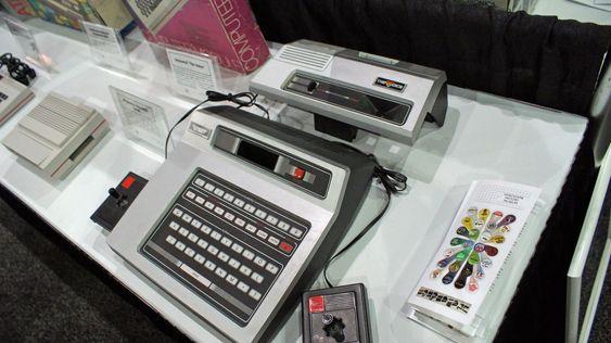 Magnavox Odyssey 2, lansert i 1978.