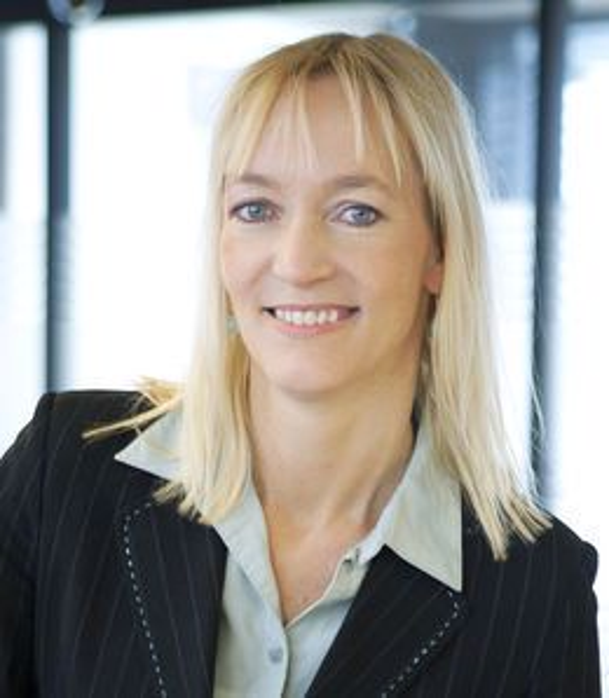OVERTAR: Anne-Sofie Risåsen overtar som ny adm.dir for Gapgemini Norge.