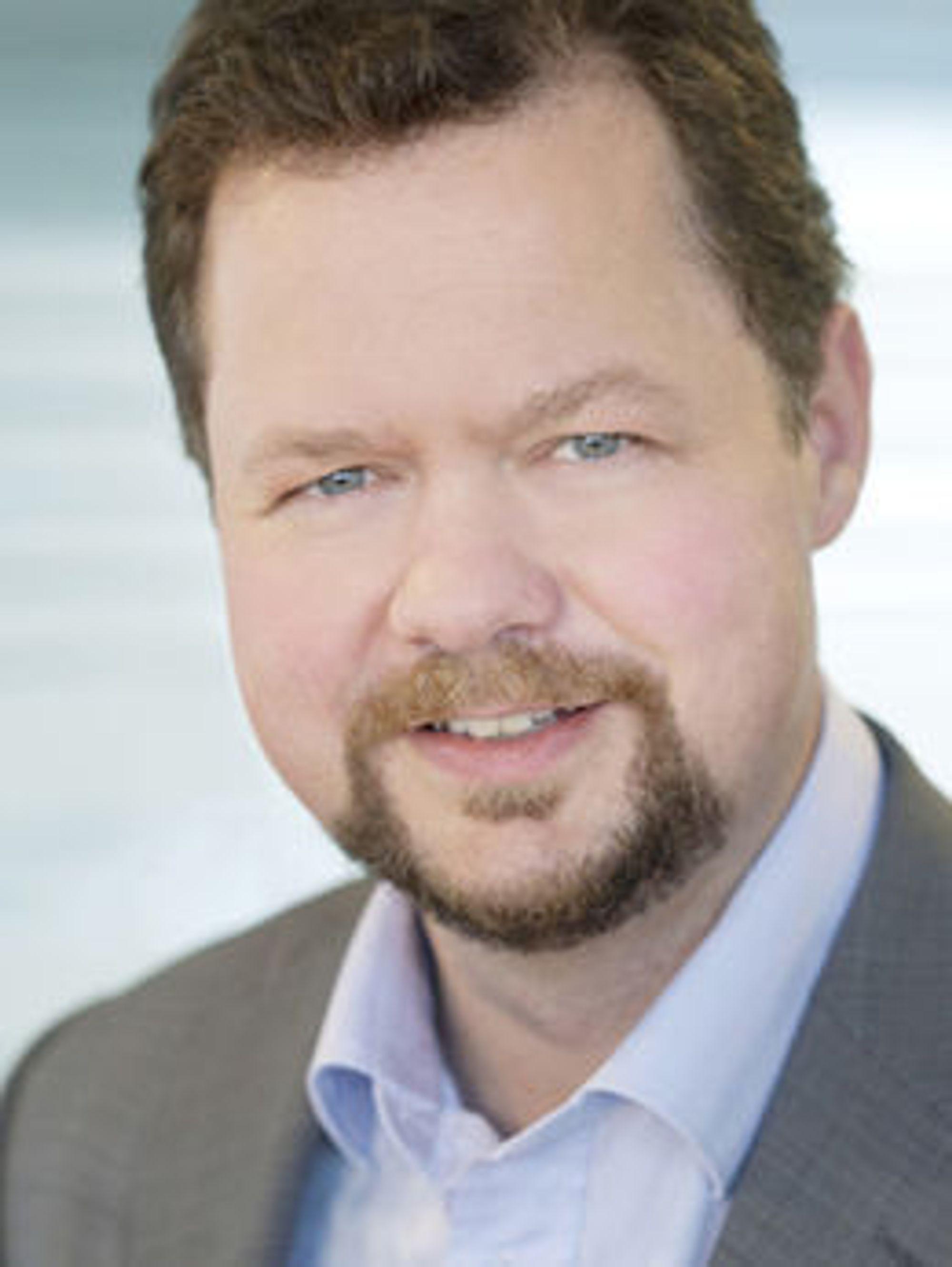 Dagfinn Lande Kolstad kommer fra Microsoft og blir ny Evry-direktør.