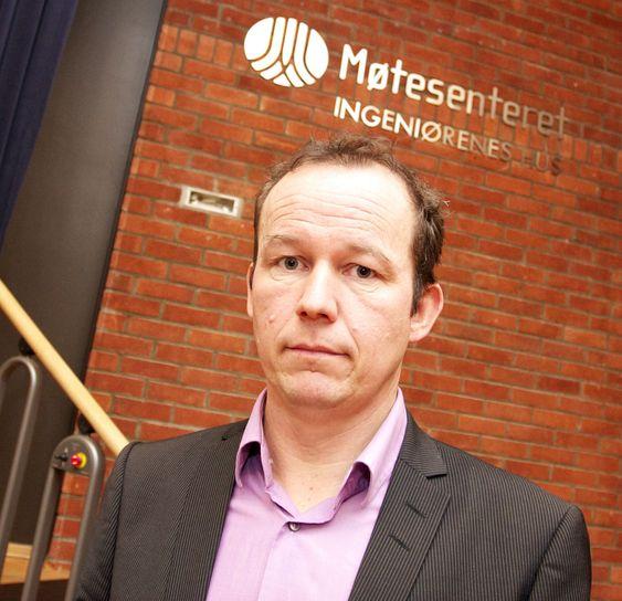 Hans Christian Pretorius er NSMs avdelingsdirektør for operativ avdeling.