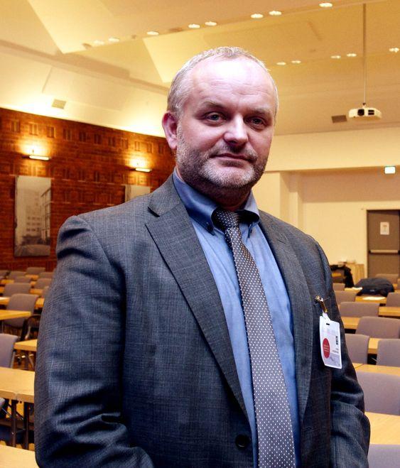Lasse Rosenvinge, seksjonssjef i NSM