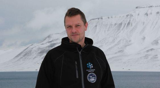 Terje Aunvik startet sin polare karriere som hundekjører i Karasjok i 1987. I dag leder han selskapet Pole Position Logistics og næringsforeningen i Longyearbyen.