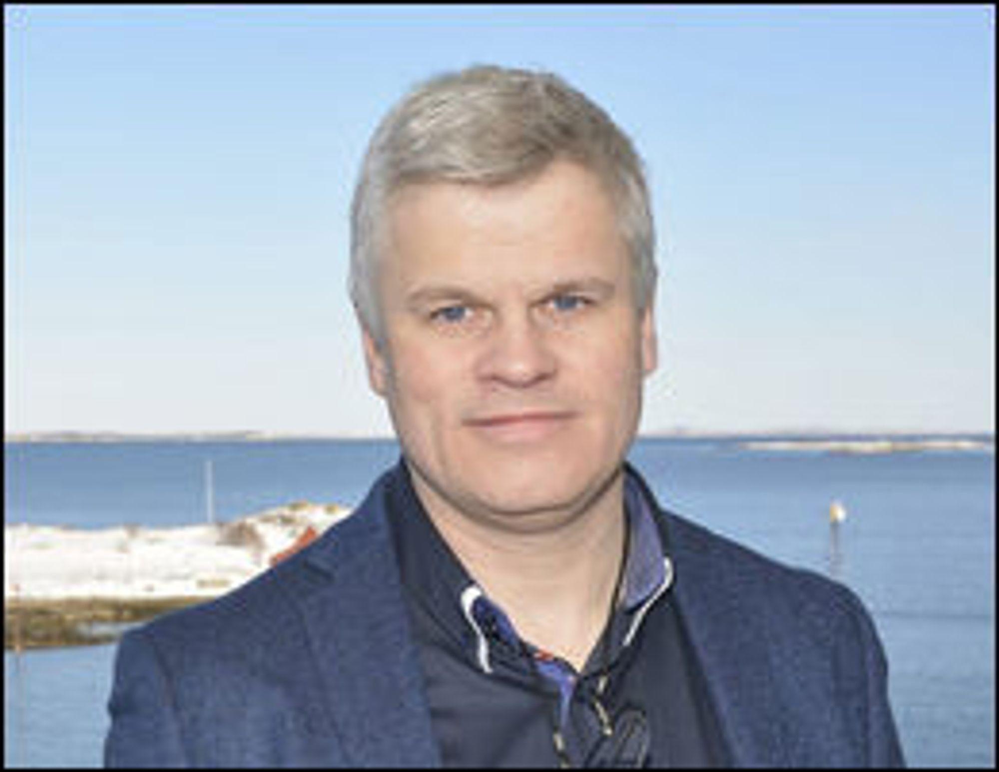 Jørgen Ferkingstad er redaktør og pressekontakt for Altinn.