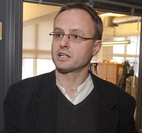 Håkon Wium Lie samarbeidet med Tim Berners-Lee ved CERN på 1990-tallet.