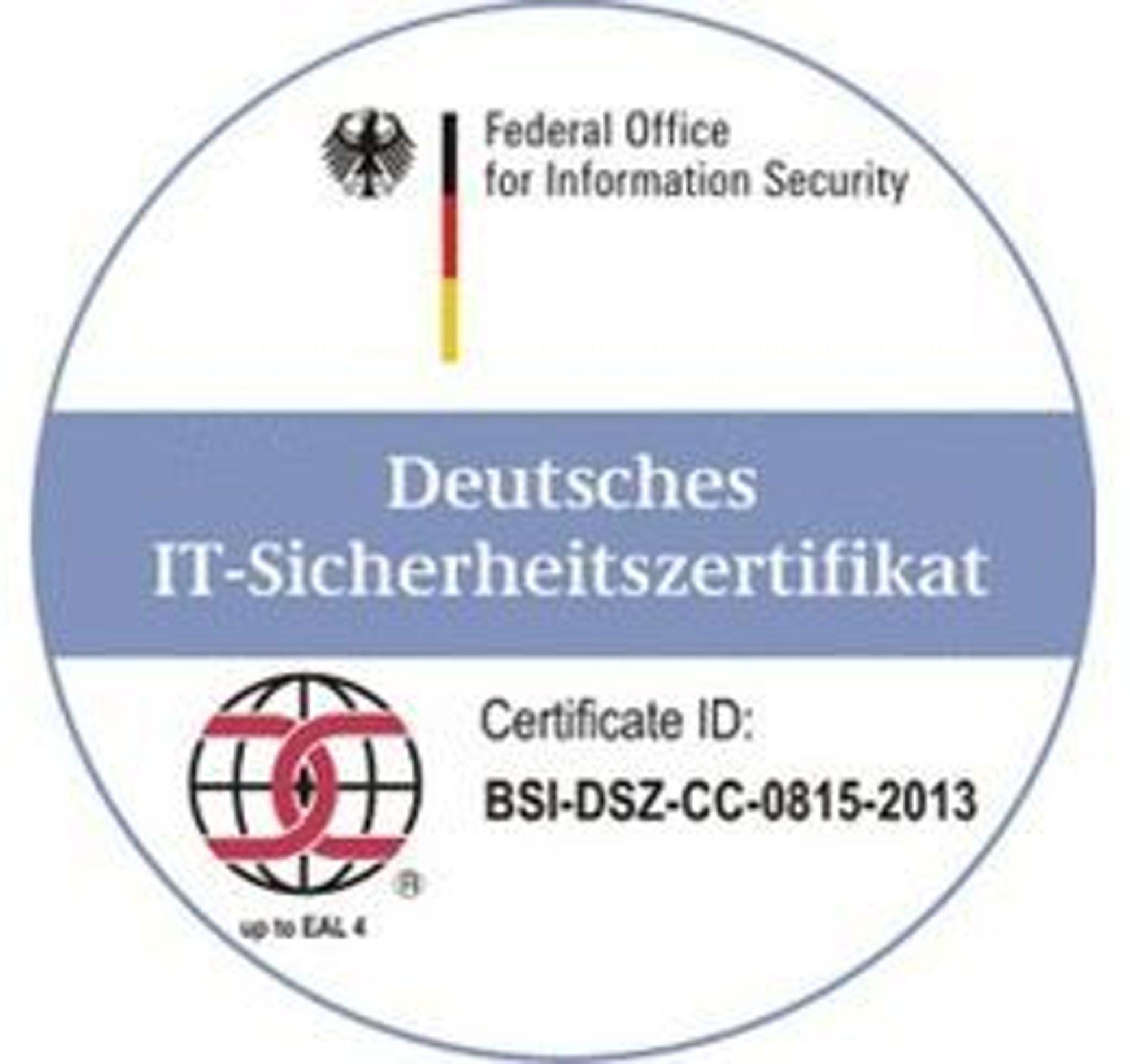 Byrået for informasjonssikkerhet BSI sertifiserer Lancoms VPN-rutere.