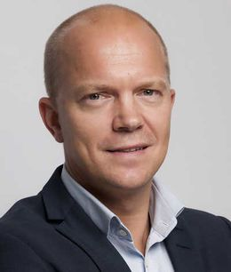Andreas Hisdal er chief operating officer i Intility.