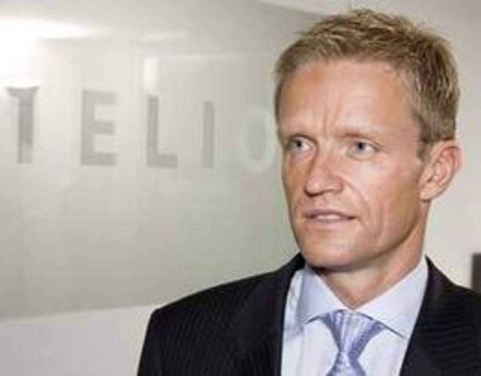 Telio-sjef Eirik Lunde kan stå overfor et gjennombrudd i Europa gjennom flere avtaler med M7.