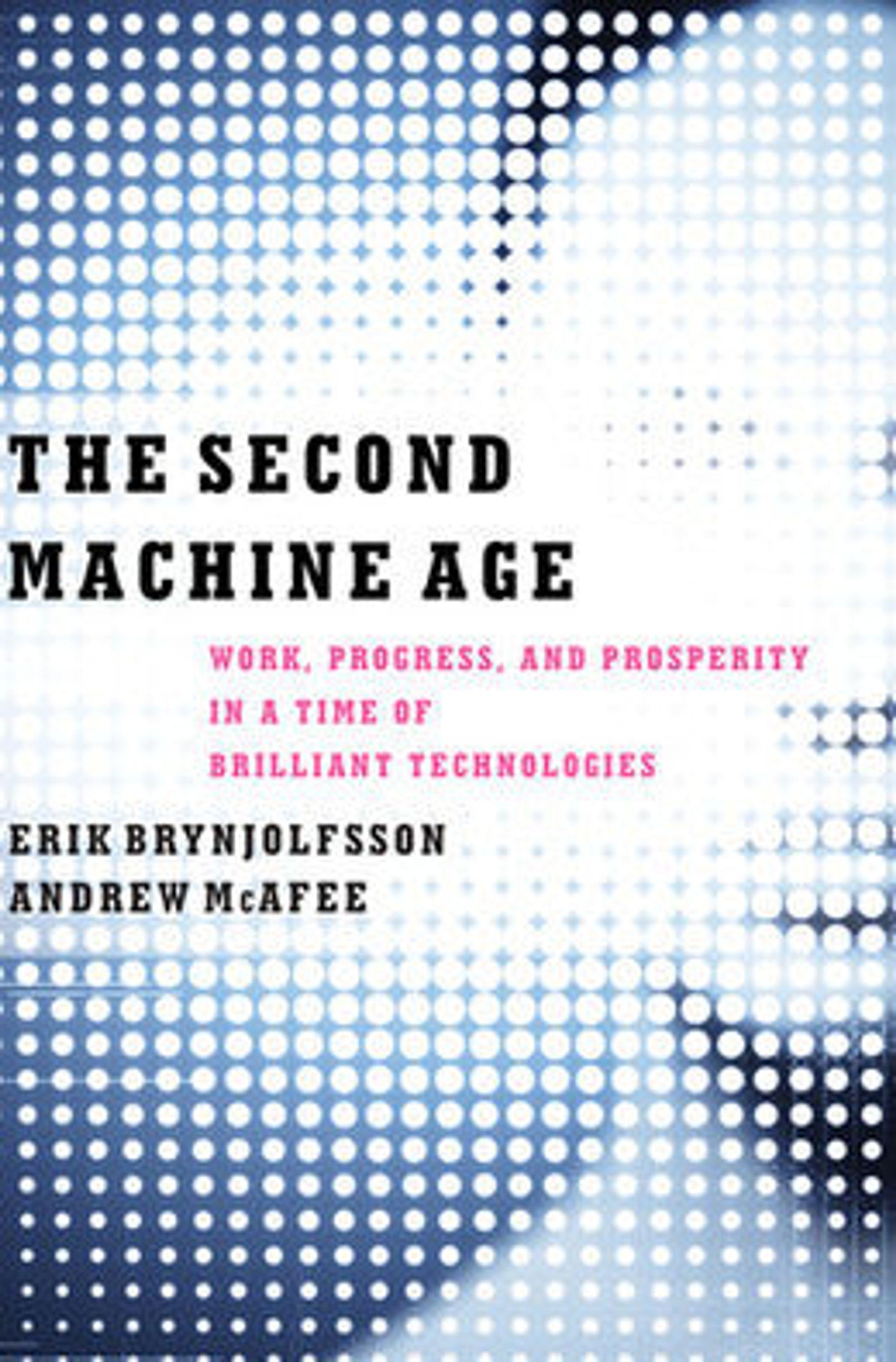To forskere ved MIT ser på framtiden i denne boka utgitt i januar i år.