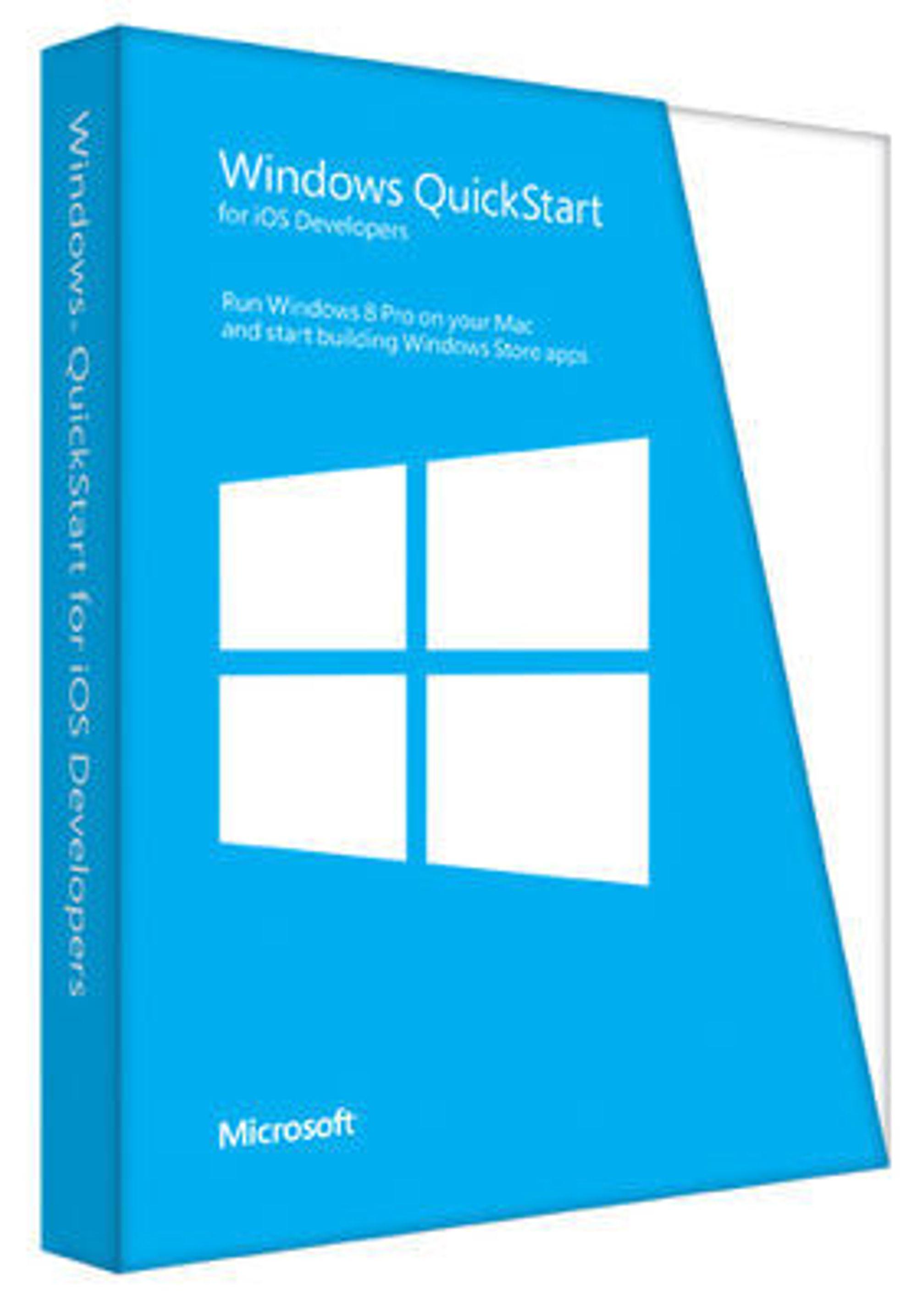 Microsoft vil gjerne at iOS-utviklere også lager applikasjoner for Windows Store.