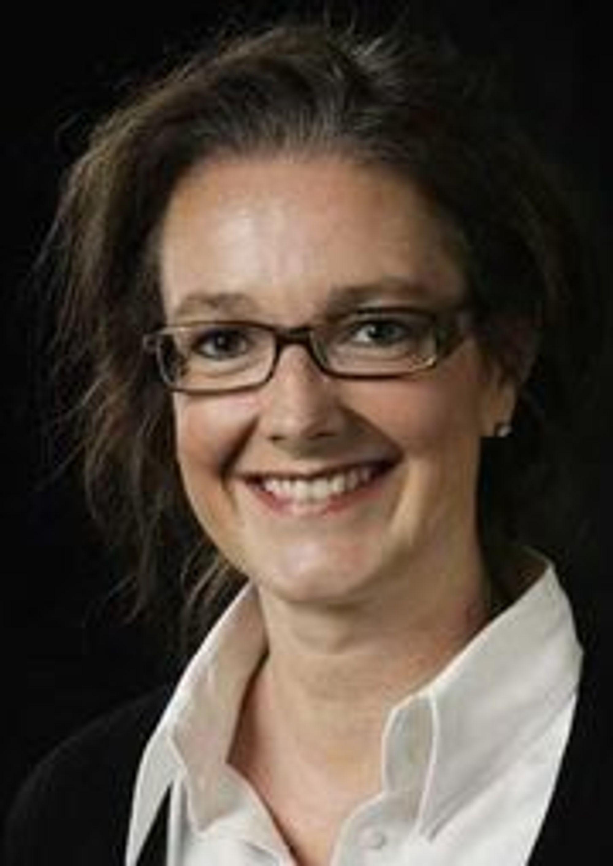 Birgitte Frisch er spesialrådgiver i Forsvarsdepartementet.