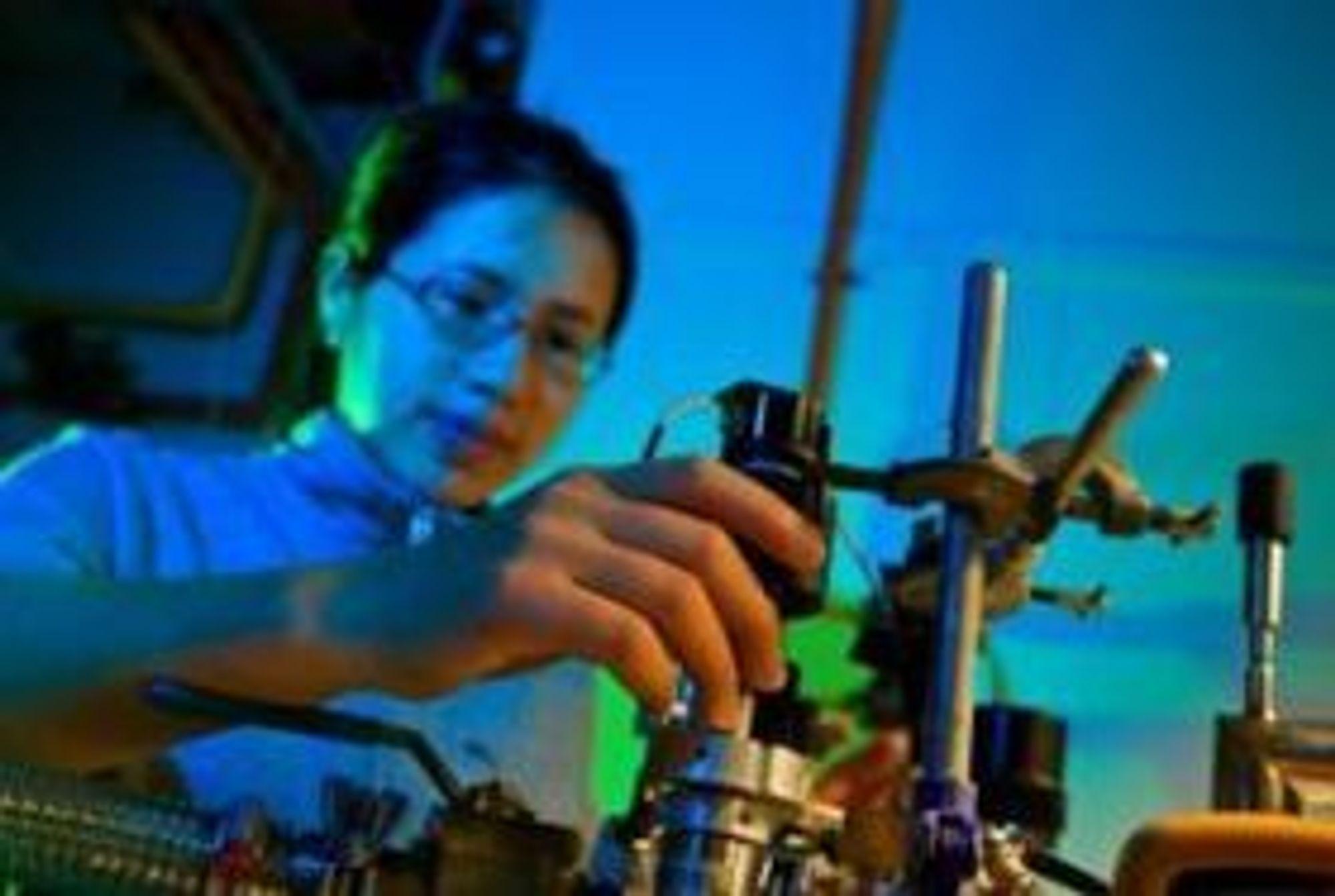 Manjin Zhong har førsteforfatter av Nature-artikkelen om forskningen.
