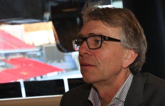 Trond Hovland er direktør for ITS Norge.
