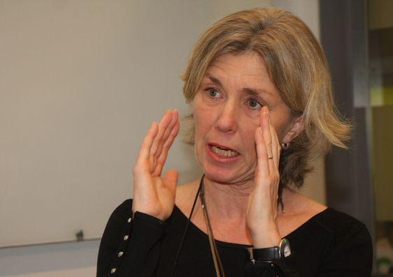 Gitte Haugnæss hos Agenda Kaupang har ledet den eksterne evalueringen av Difi.