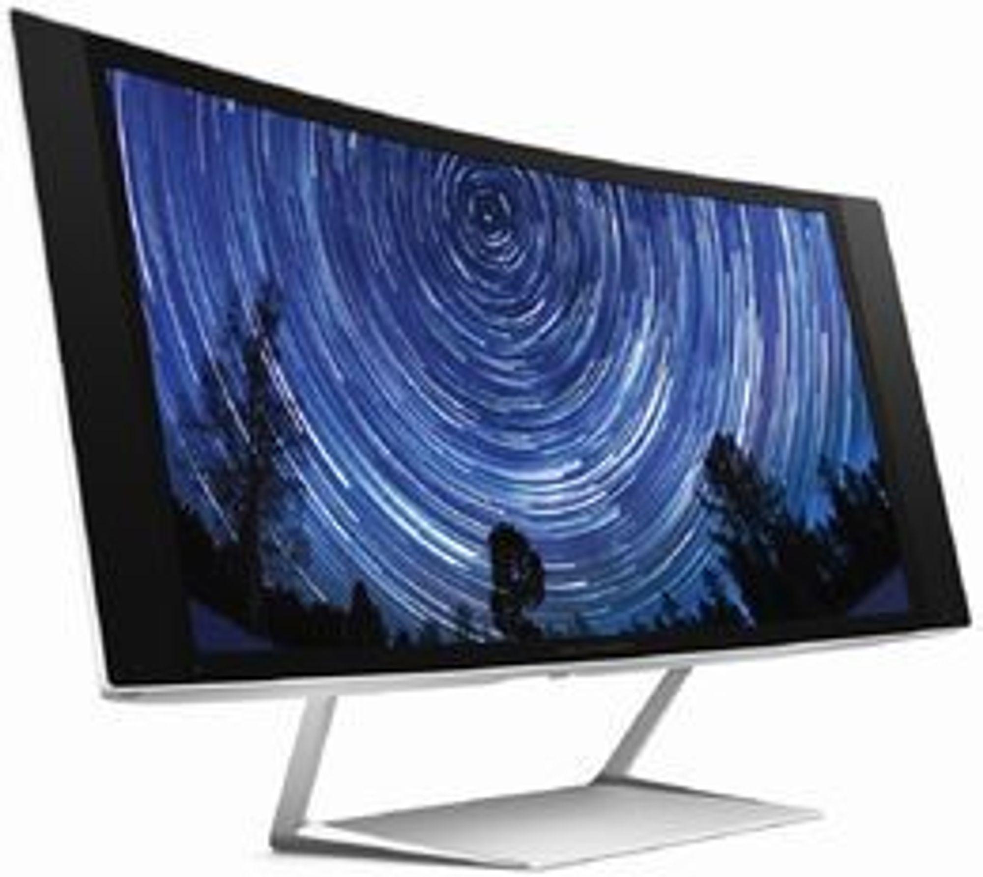 HPs buede skjerm Z34c, også kjent som Envy 34c.