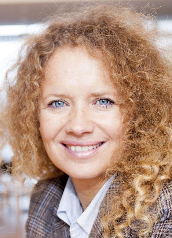 Kristin Blix-Elton er markeds- og kommunikasjonsdirektør i Steria.