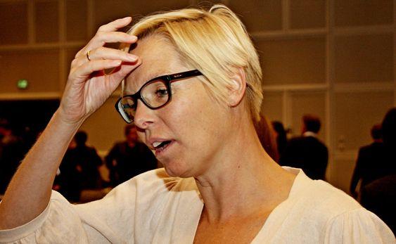 BEKREFTER: Områdedirektør Trude Andresen bekrefter at det er både faglige og organisatoriske problemer mellom KS og KommIT.
