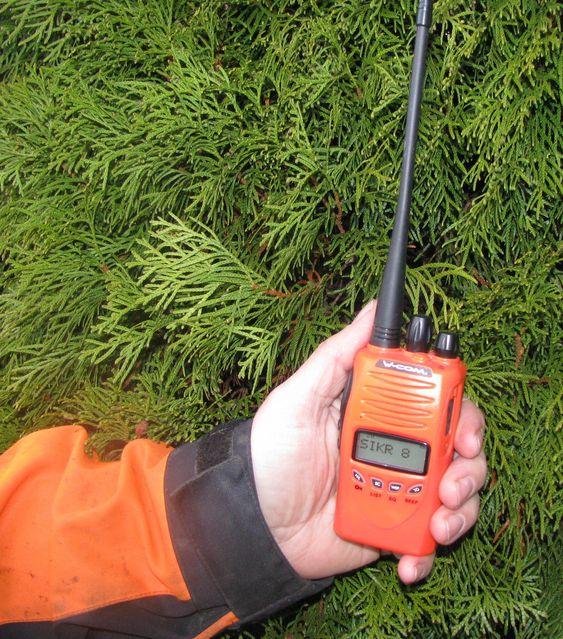 BEREDSKAP: Post- og teletilsynet anbefaler kommunene å vurdere det frivillige nettet av vhf-radioer som en del av ekom-beredskapen.