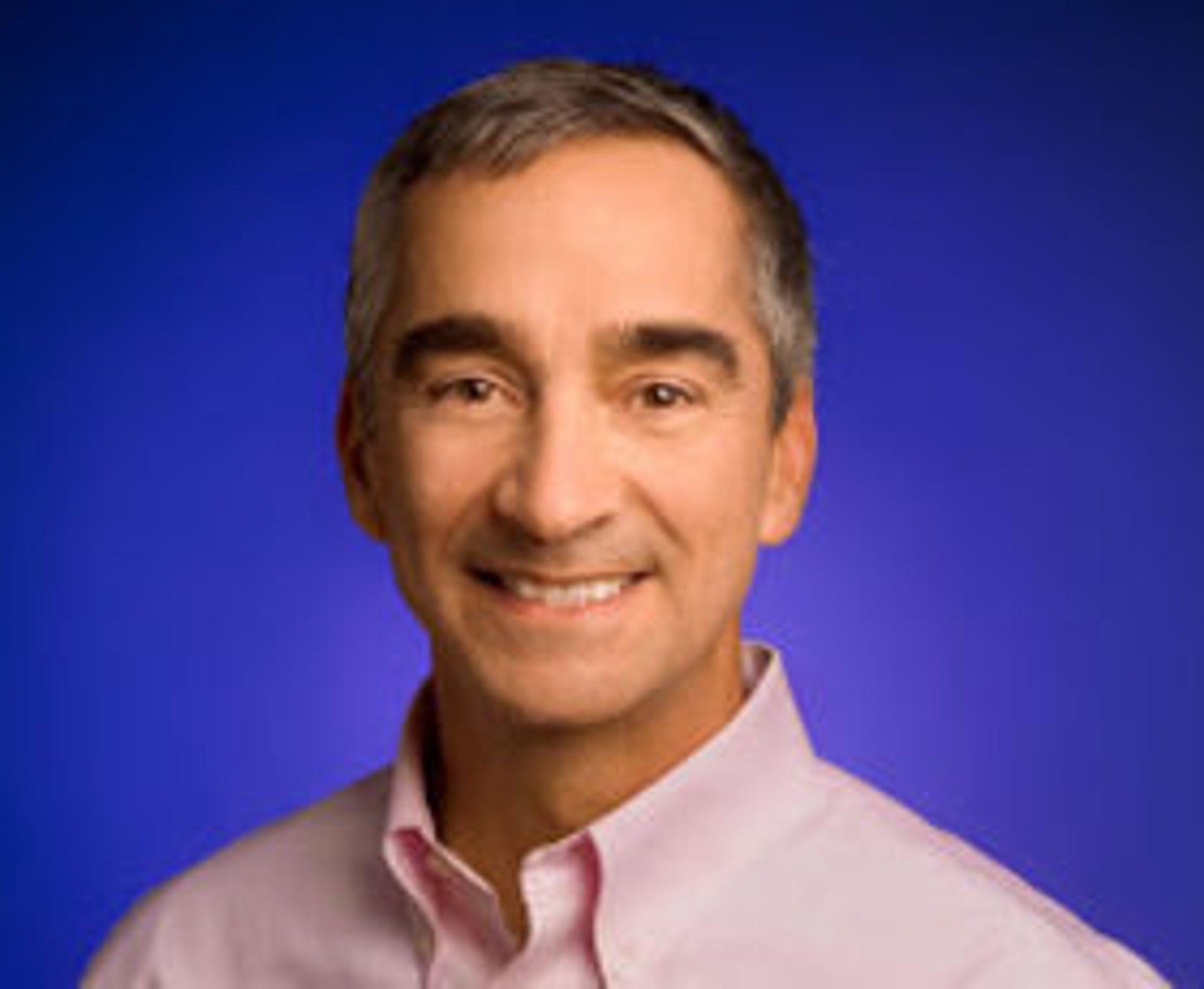 Patrick Pichette er finansdirektør i Google.
