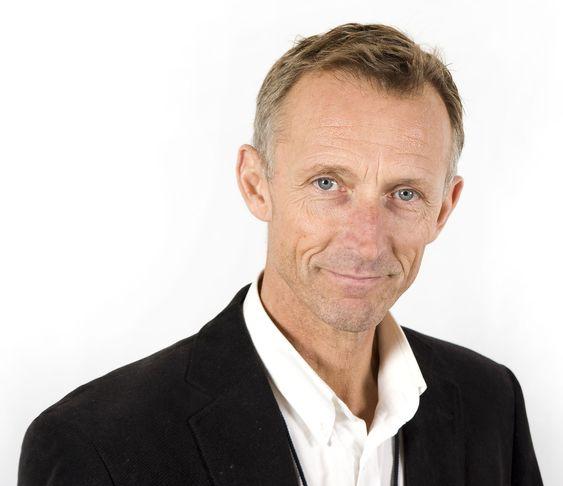 Erland Røed er leder for Formidlingstjenesten til Kartverket.