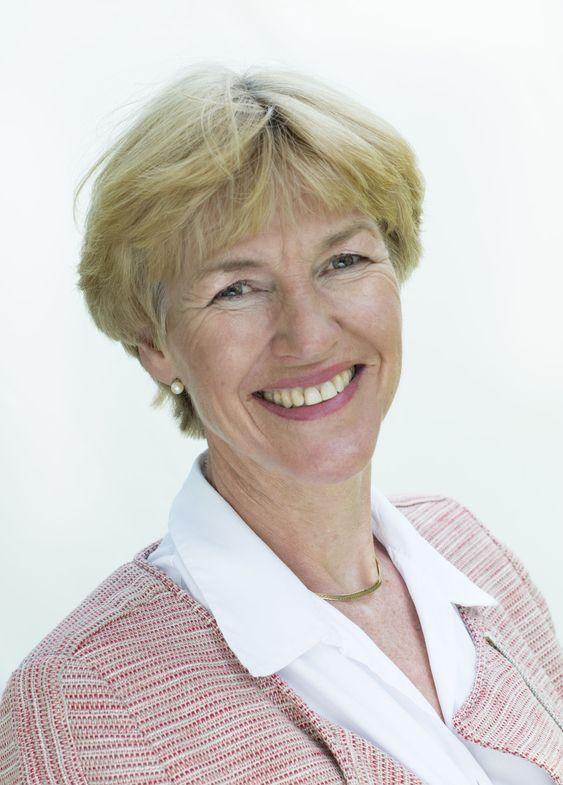 Kartverkssjef Anne Cathrine Frøstrup.