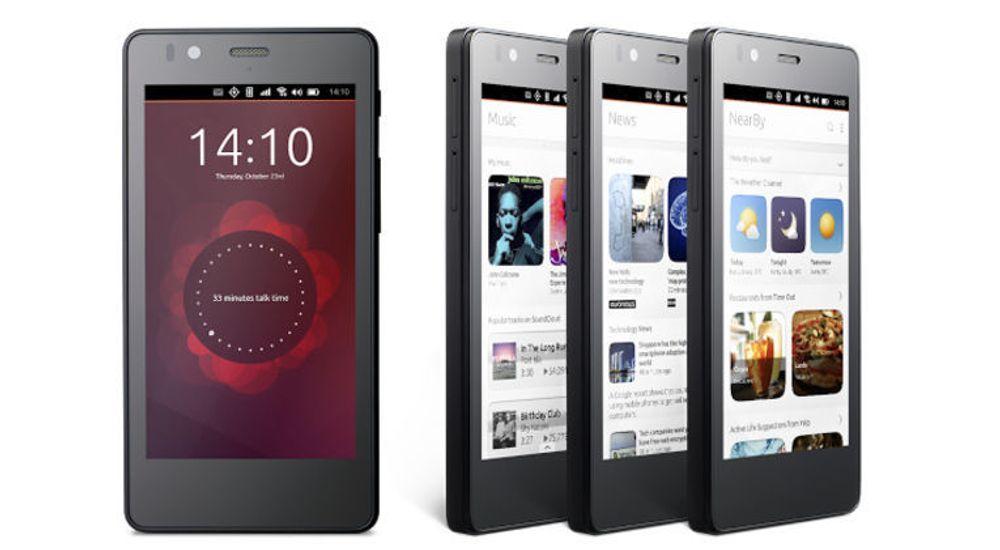 Den første smartmobilen med Ubuntu som operativsystem, BQ Aquaris E4.5 Ubuntu Edition, kommer trolig i salg denne uken.